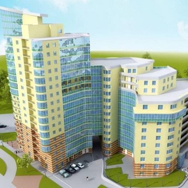 жилой комплекс Коломяги-парк