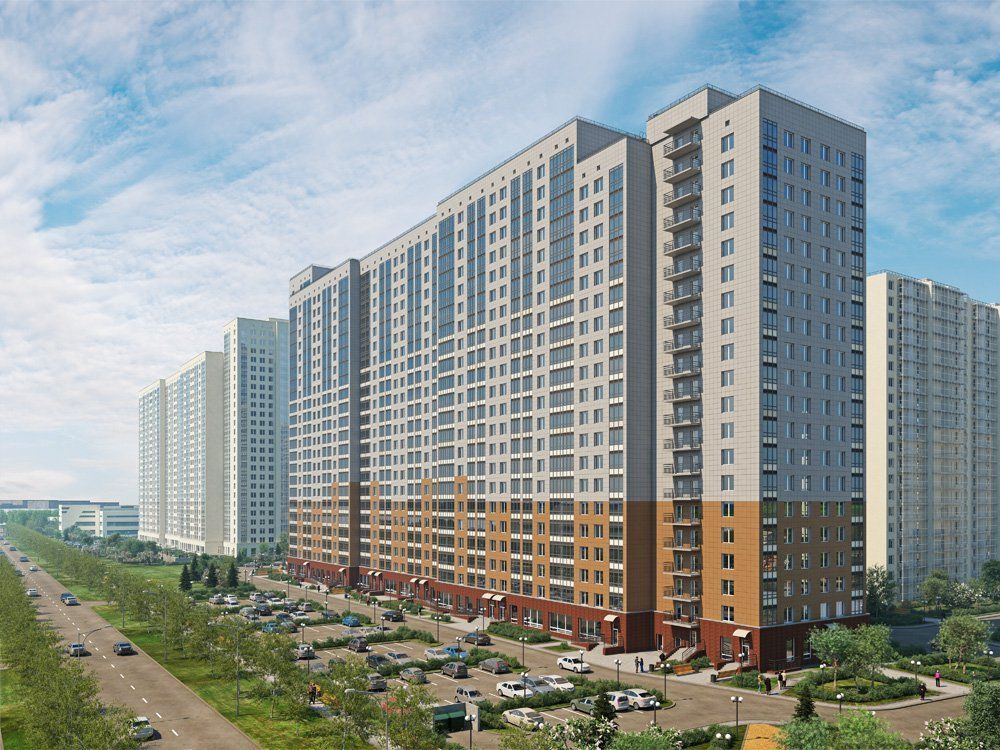 продажа квартир Ленинградская симфония