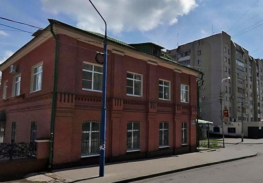 Бизнес Центр на ул. Максима Горького, 2