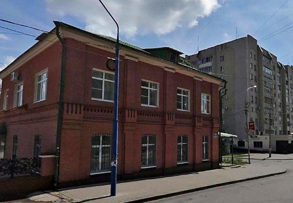 Отдельно стоящее здание на ул. Максима Горького, 2