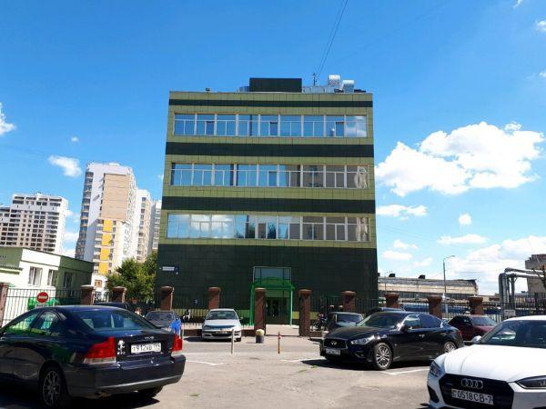 Офисное здание МИНЕРАЛ на Дубровке