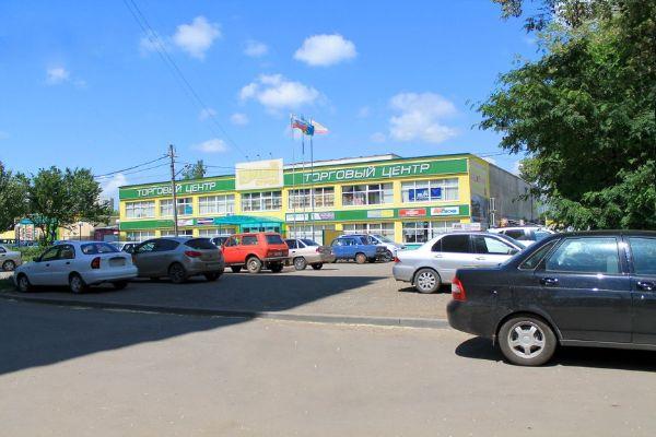 Торговый центр Улей-строй