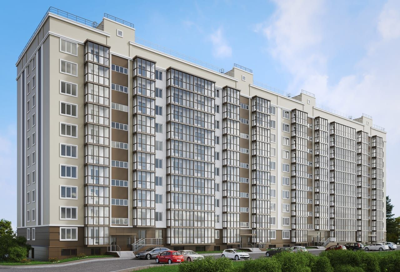 купить квартиру в ЖК На Снежиной