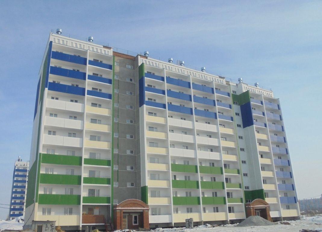 жилой комплекс Квартал у озера