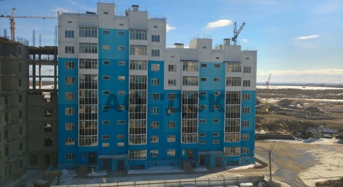 жилой комплекс дом 2-3, 203 микрорайон