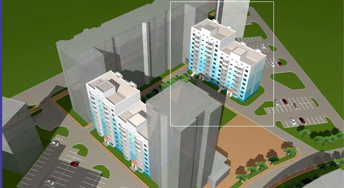 продажа квартир дом 2-3, 203 микрорайон