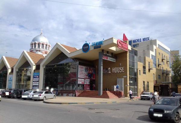 Многофункциональный комплекс Каскад House (Каскад Хаус)