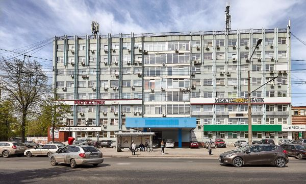 Бизнес-центр ЗЭТА