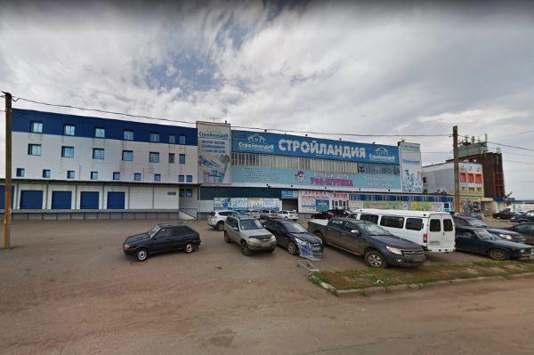 Торгово-складской комплекс ул. Дмитрия Донского, 5