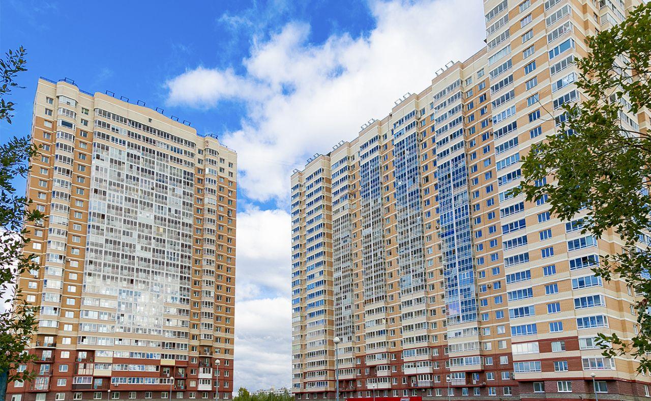жилой комплекс Богатырь 2