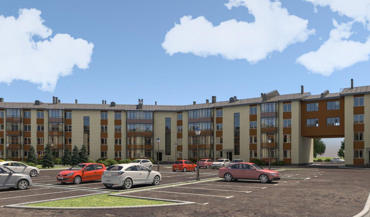 жилой комплекс ЭкспоГрад 3