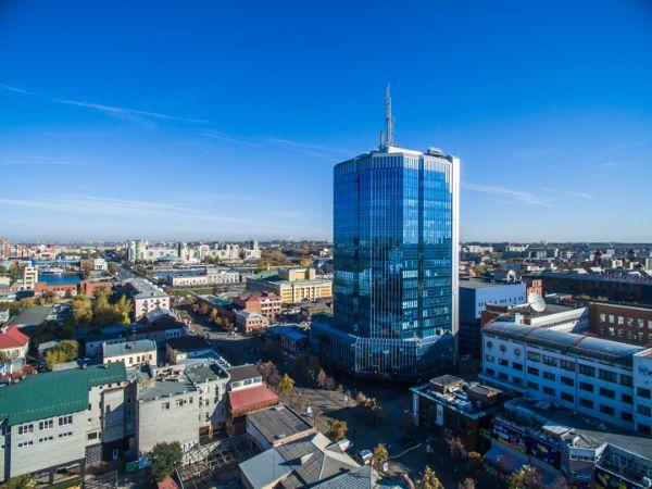 Деловой центр Челябинск-Сити