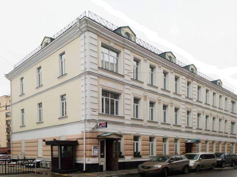 Аренда офисных помещений Кропоткинский переулок Аренда офиса 50 кв Мариупольская улица