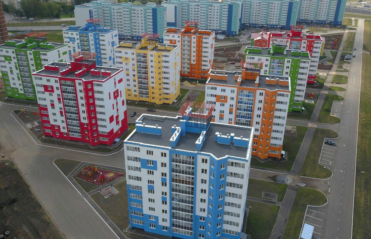 купить квартиру в ЖК Юбилейный (5 микрорайон)