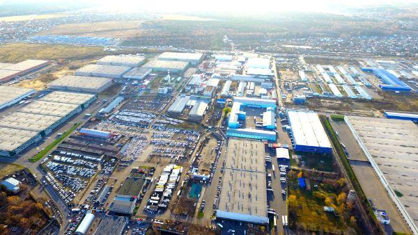 Индустриальный парк Томилино