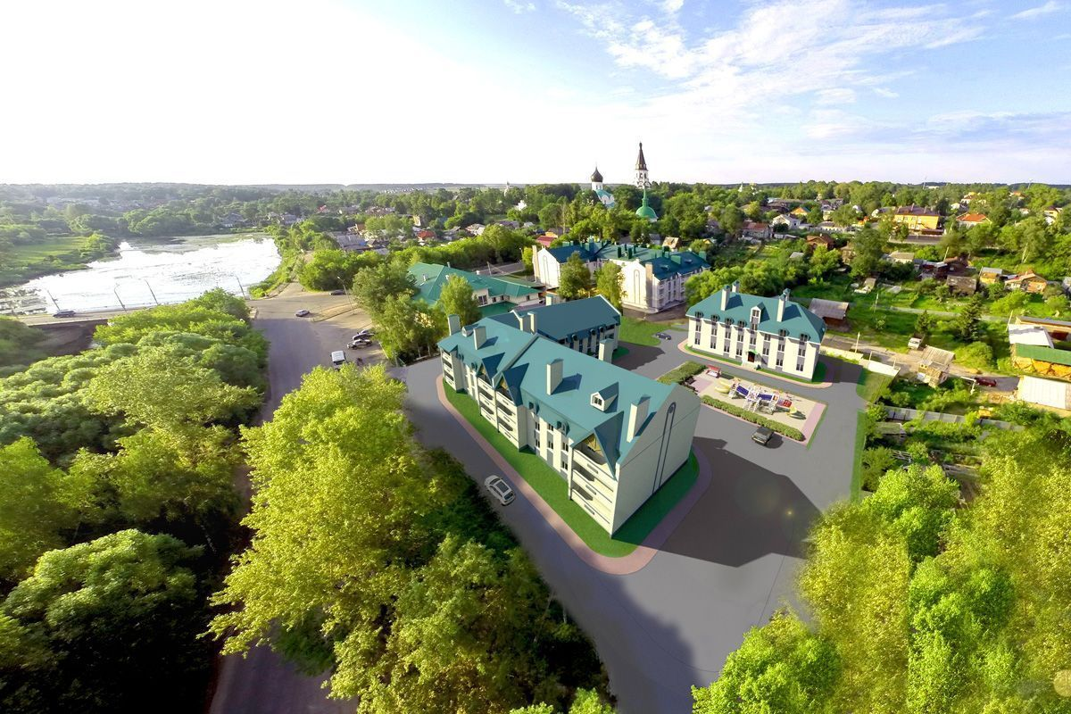 купить квартиру в ЖК Монастырская слобода