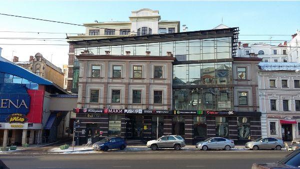 Торгово-офисный комплекс Приzма (Призма)