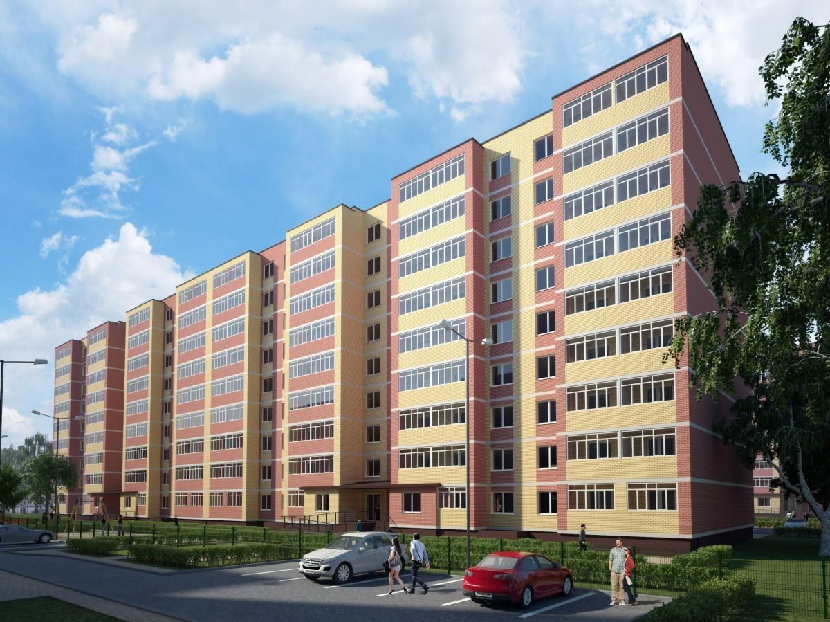 купить квартиру в ЖК Новый Сургут