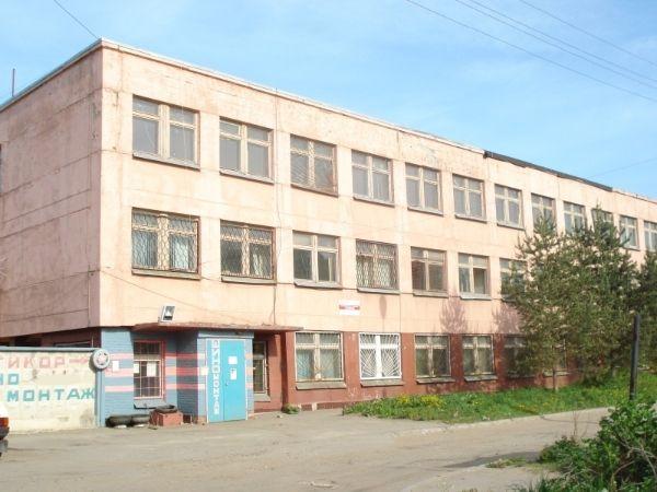 Офисно-производственный комплекс на ул. Тамбасова, 5