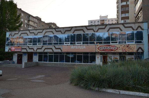Торгово-офисный комплекс на ул. Степана Кувыкина, 17