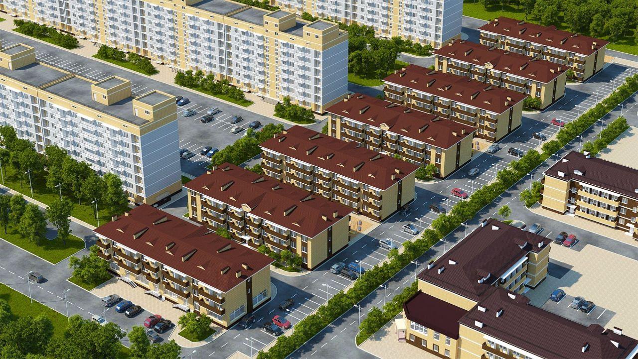 жилой комплекс Семья