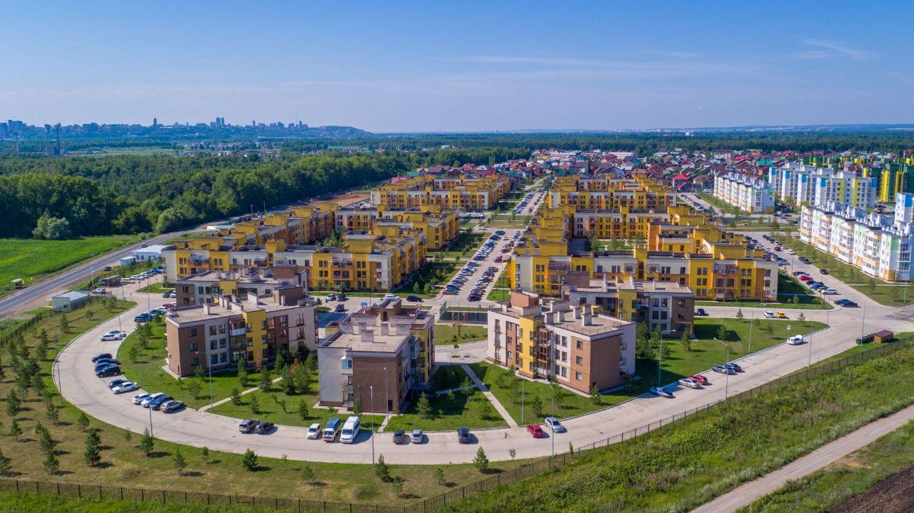 жилой комплекс Сосны