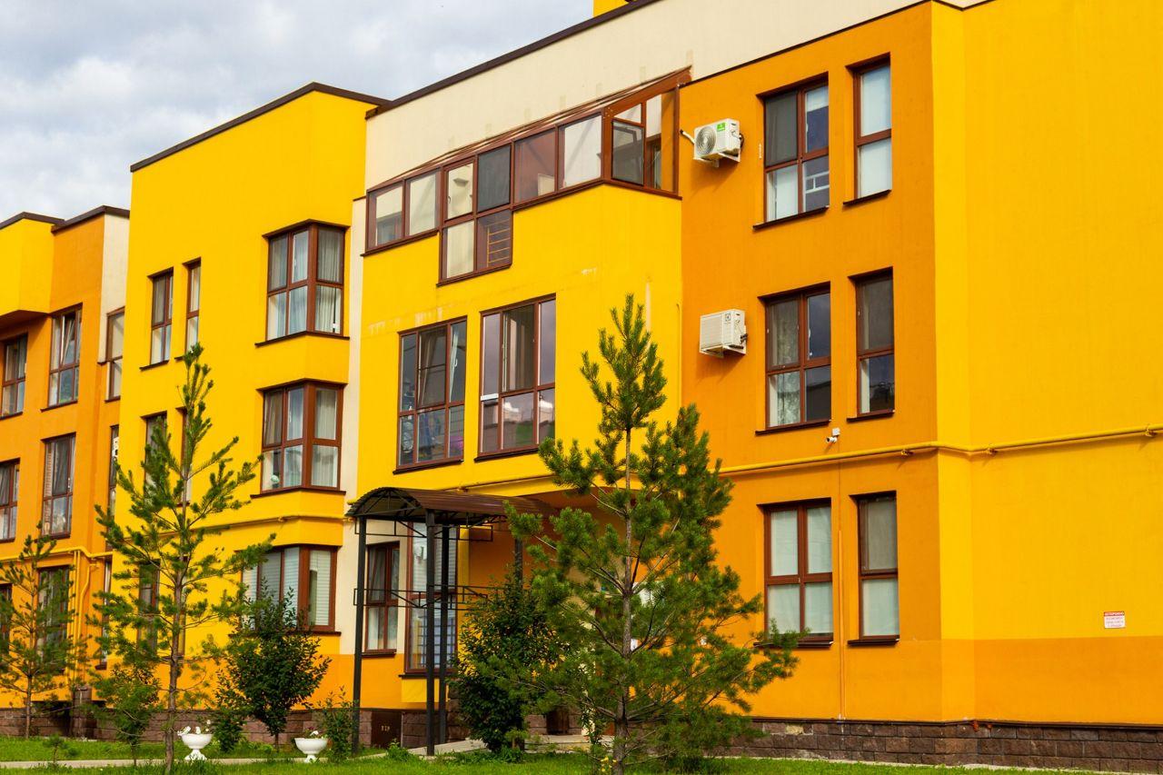 купить квартиру в ЖК Сосны