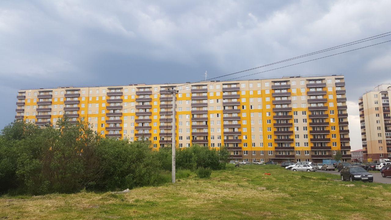 жилой комплекс Родные берега (Параллели)
