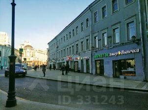 Помещение для персонала Петроверигский переулок агенства предлагающие аренда коммерческой недвижимости в москве