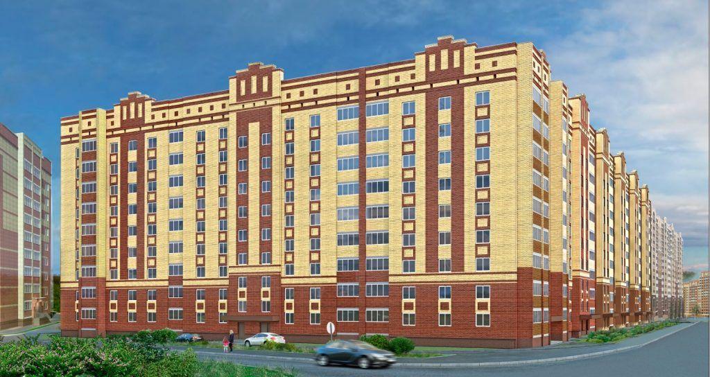 жилой комплекс ул. Чернякова, позиция 30