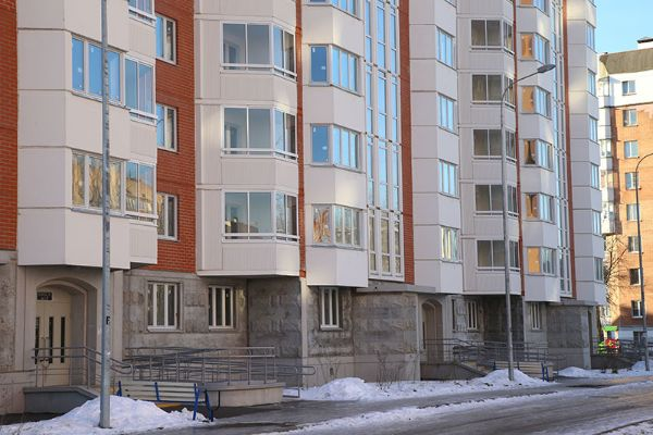 4-я Фотография ЖК «Мой адрес на Амурской 54»