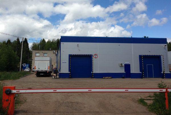 Производственно-складской комплекс в Базовом переулке, 11Д