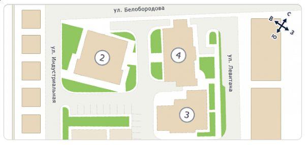 4-я Фотография ЖК «Дом на Левитана»