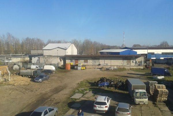 Производственно-складской комплекс на ул. Урочская, 17А