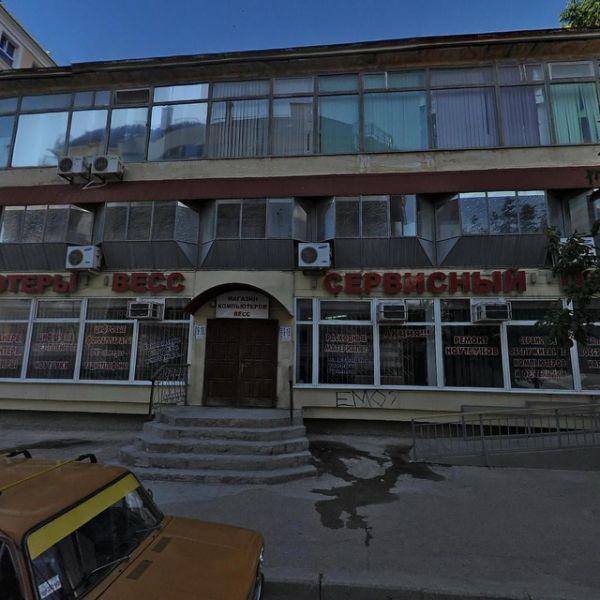Отдельно стоящее здание на ул. Одесская, 27