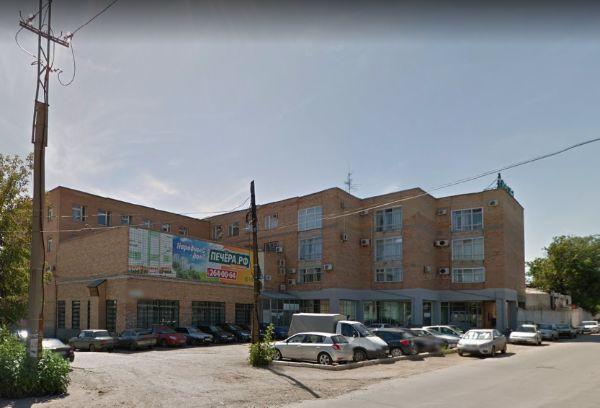 Бизнес-центр на ул. Неверова, 33