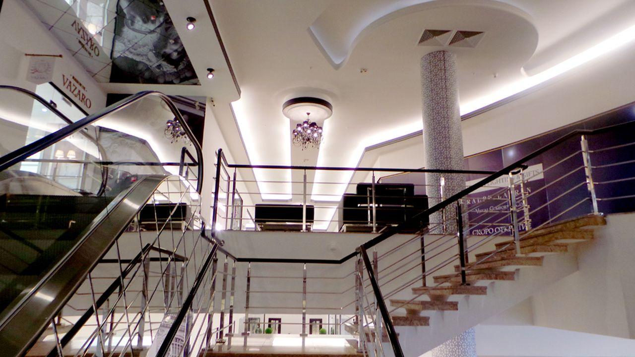Торговом центре Гименей
