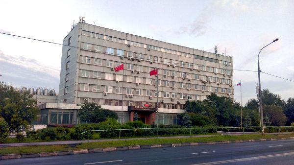 Офисное здание на ул. Ижорская, 6
