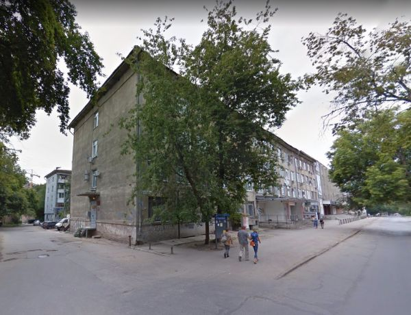 Офисное здание на ул. Чернореченская, 21