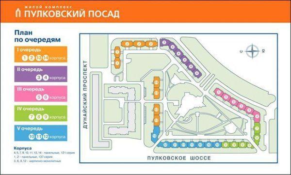 2-я Фотография ЖК «Пулковский посад»