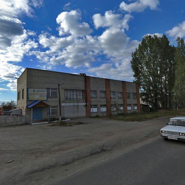 Торгово-офисный комплекс на ул. Рябова, 7