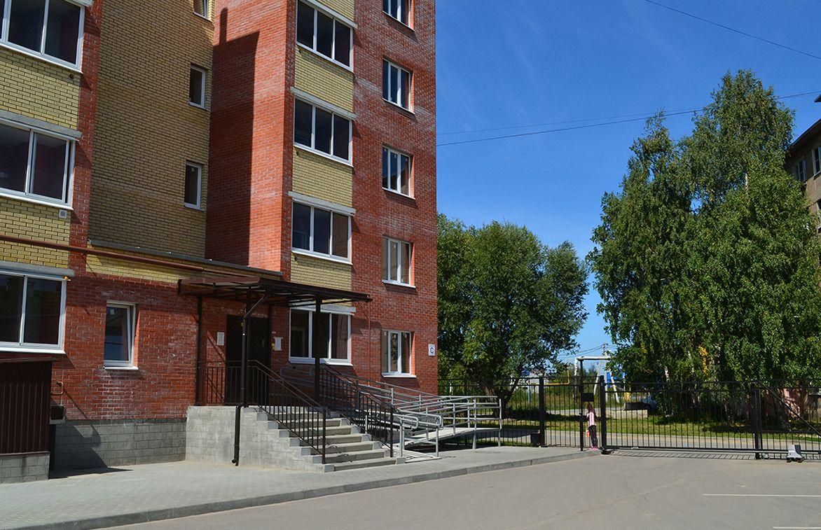 жилой комплекс Полянка