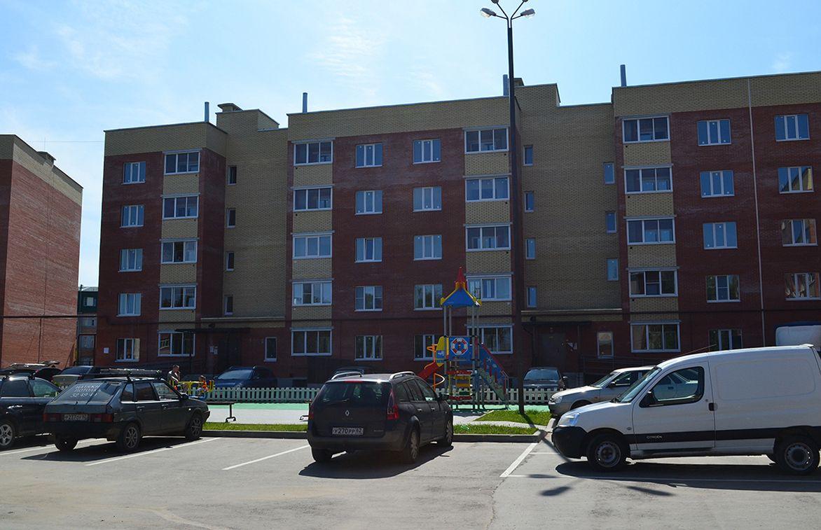ЖК Полянка