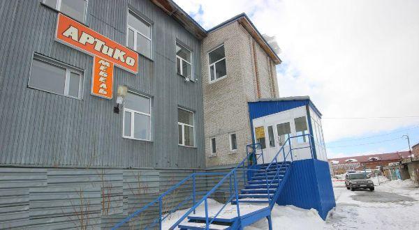 Отдельно стоящее здание на ул. Студенческая, 38