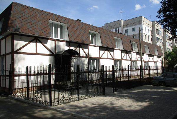 Административное здание в Коллективном переулке, 2