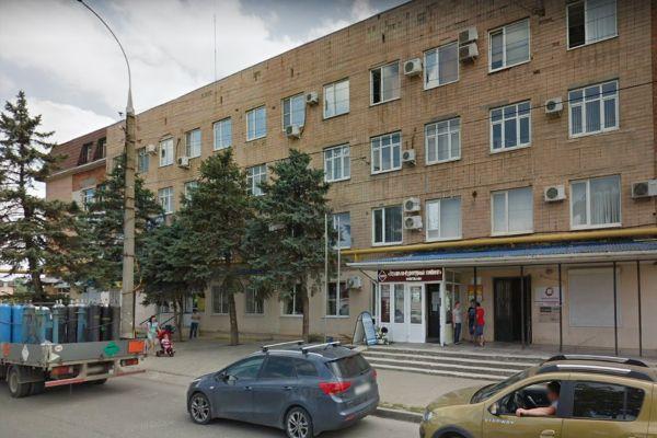 Бизнес-центр на ул. Вишняковой, 2
