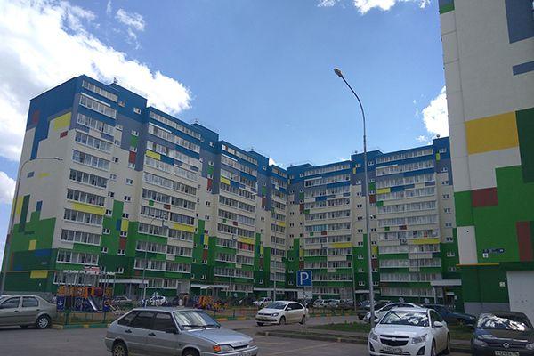 купить квартиру в ЖК ул. Рината Галеева (мкр. Алсу)