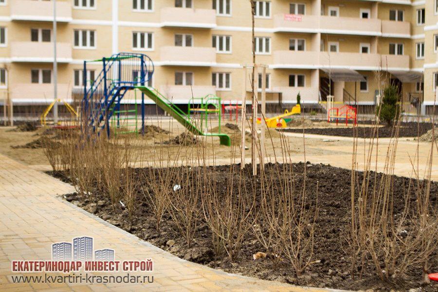 жилой комплекс Солнечный парк