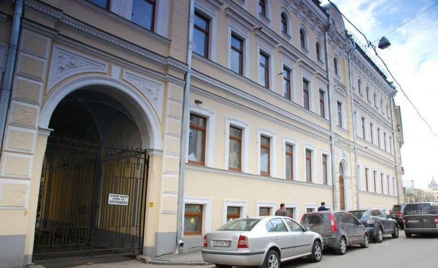 Снять место под офис Кисловский Нижний переулок аренда офиса м елизаровская