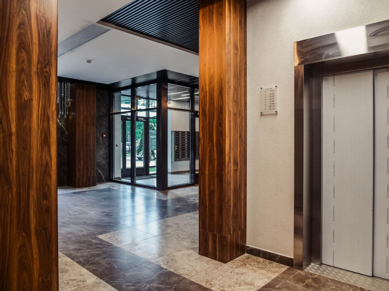 ЖК Апарт-отель AVATAR (Аватар)